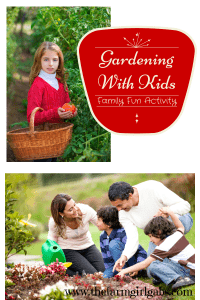 Gardening With Kids – Making It A Fun Family Activity!