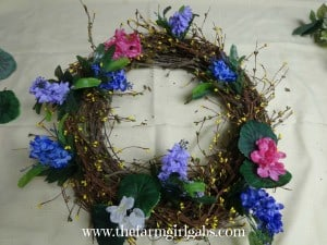 Perfect Grapevine Wreath