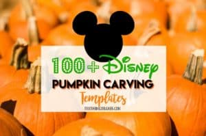 100+ Disney Pumpkin Carving Ideas