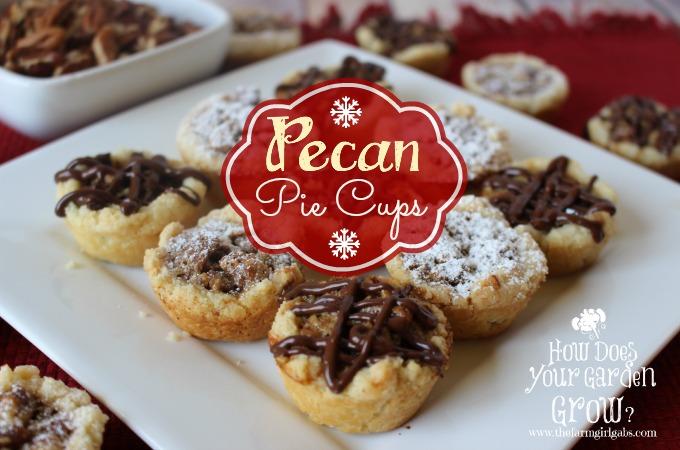 Pecan Pie Cups