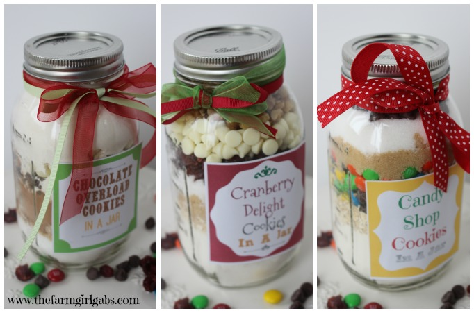 Christmas cookie jar gift ideas