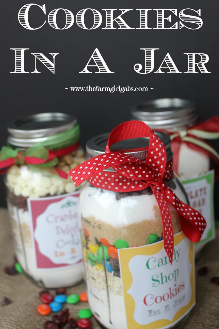 The BEST DIY edible gifts ever! There's something for everyone on this list!