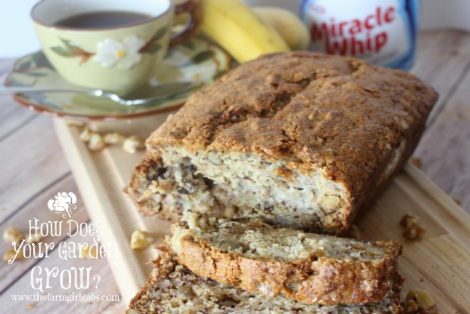 Easy Banana Bread with Product