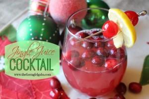 Jingle Juice Cocktail