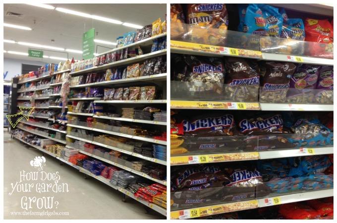 SNICKERS® at WalMart - www.thefarmgirlgabs.com