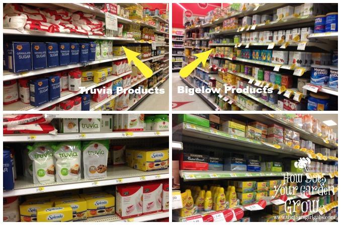 Truvia & Bigelow Teas at Target www.thefarmgirlgabs.com