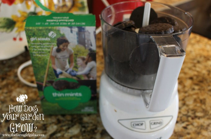 Thin Mints - Food Processor