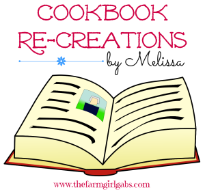 Cookbook Re-creations 4