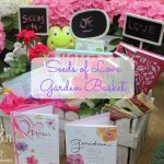 Thank Mom With A Seeds of Love Garden Basket