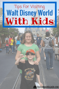 Tips for visiting Walt Disney World With Kids.