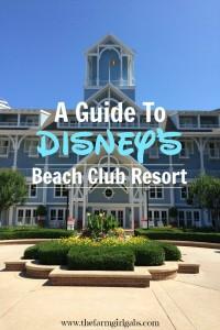 Disney's Beach Club Resort - Pinterest