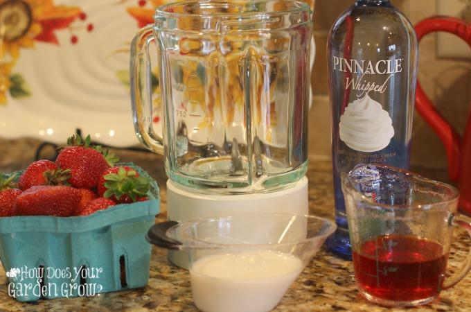 Strawberry Shortcake Daiquiri - 2