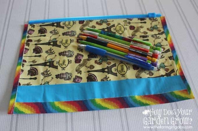DIY Pencil Case - Feature 1