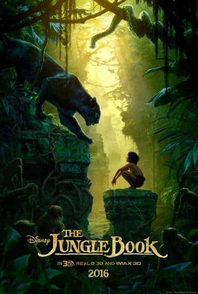 Disney's The Jungle Book swings into Theaters on April 15, 2015. #JungleBook
