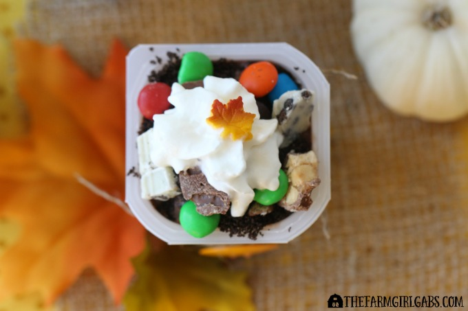 Candy Shop Pudding Cups - Feature 3