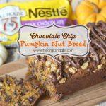 Chocolate Chip Pumpkin Nut Bread