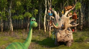 Check Out The Newest Trailer for Disney*Pixar's The Good Dinosaur