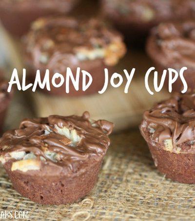 Almond Joy Cups from www.thefarmgirlgabs.com