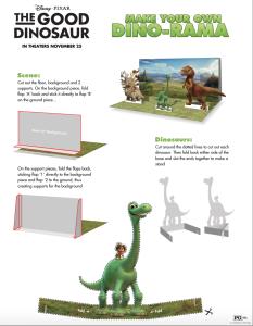 Good Dinosaur Adventure Game #GoodDino