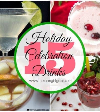 15+ Celebration Drinks