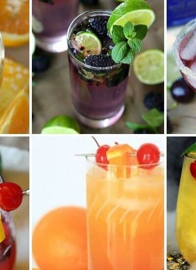 Best New Year's Eve Cocktail recipes