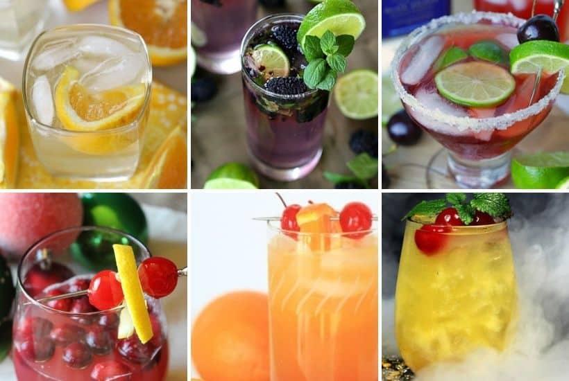 Celebration Drinks To Celebrate New Year's Eve