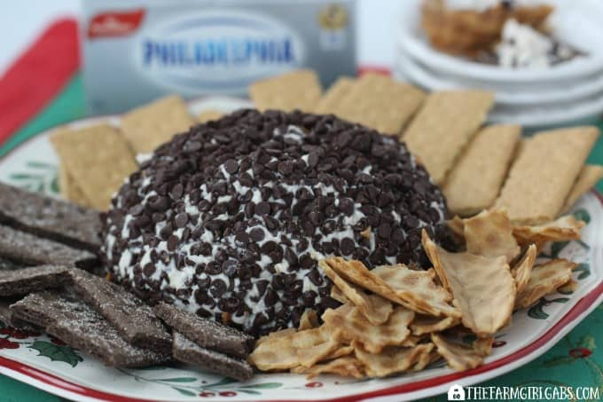 Cannoli Cheeseball Feature 1