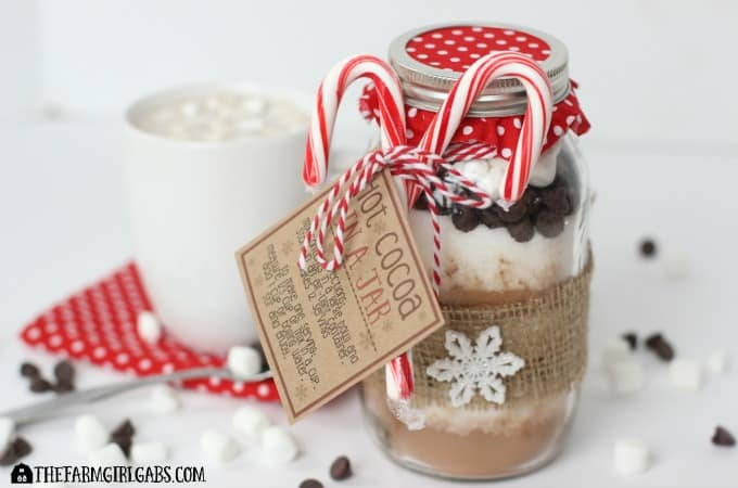 Hot Cocoa In A Jar - Feature 5