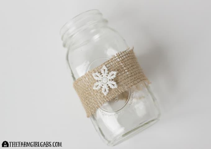 Hot Cocoa In A Jar - Jar