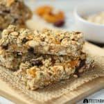Power-Packed Fruit & Nut Energy Bars