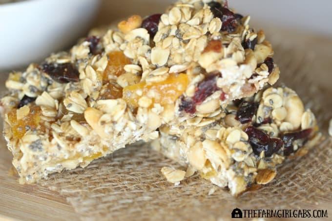 Fruit & Nut Bars - Feature 4