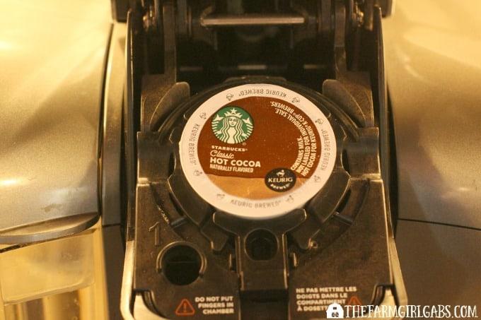 Starbucks Hot Cocoa Bar - KCup
