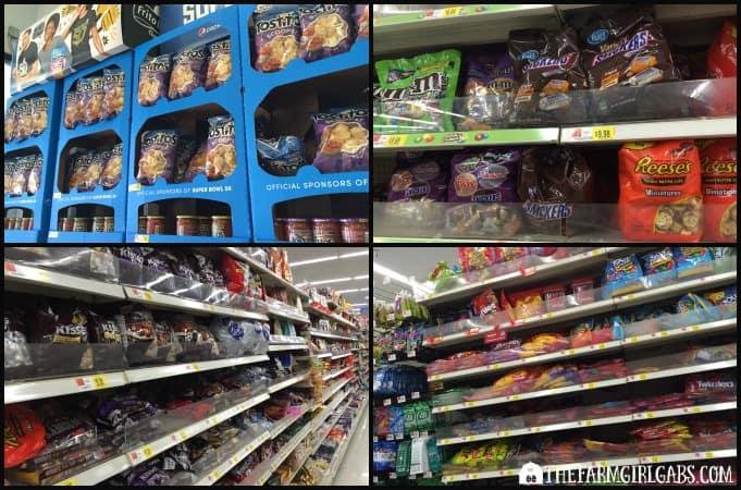 Walmart SNICKERS® Minis