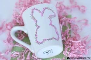 Bunny Sharpie Mug