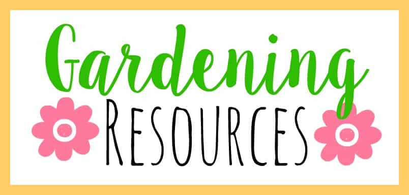 Gardening Resources