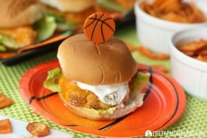 Zesty Chicken Cheddar Sliders