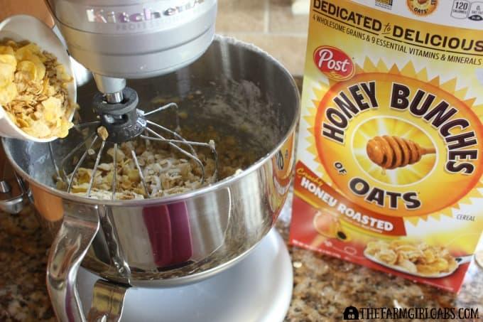 Coconut Oatmeal Crunch Cookies