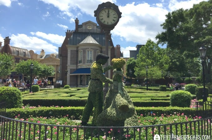 2016 Epcot® International Flower & Garden Festival - 7