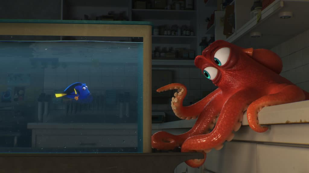 New Finding Dory Activity Sheets. Finding Dory opens in theaters on June 17, 2016