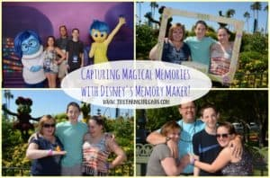 Capturing magical memories with Disney's Memory Maker....and reasons why it is worth every penny for your next vacation to Walt Disney World.