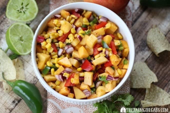 Nectarine Salsa - Feature3