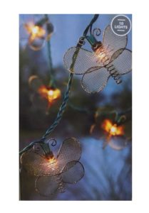 butterfly string lights