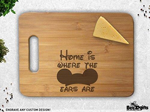 Ears cutting board