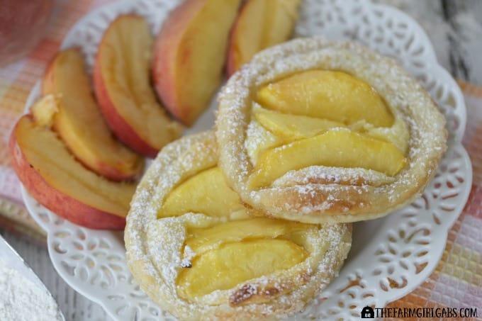 Peach Breakfast Danish - Feature 3