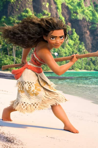 Check out the Official Moana Trailer