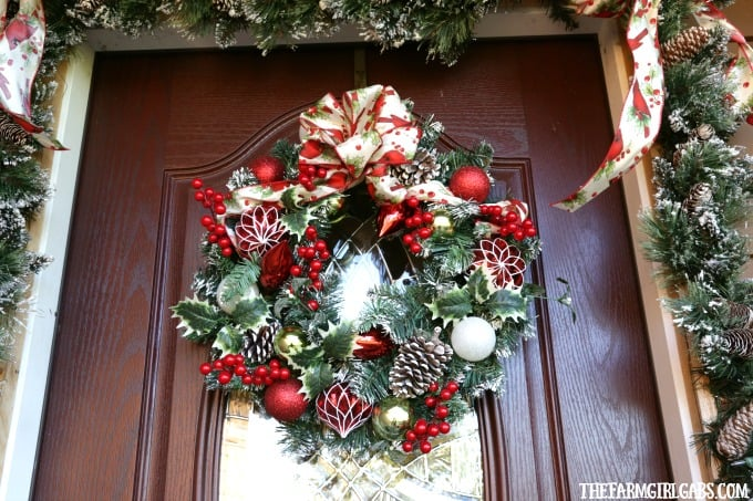 10 Ways to decorate your porch for christmas