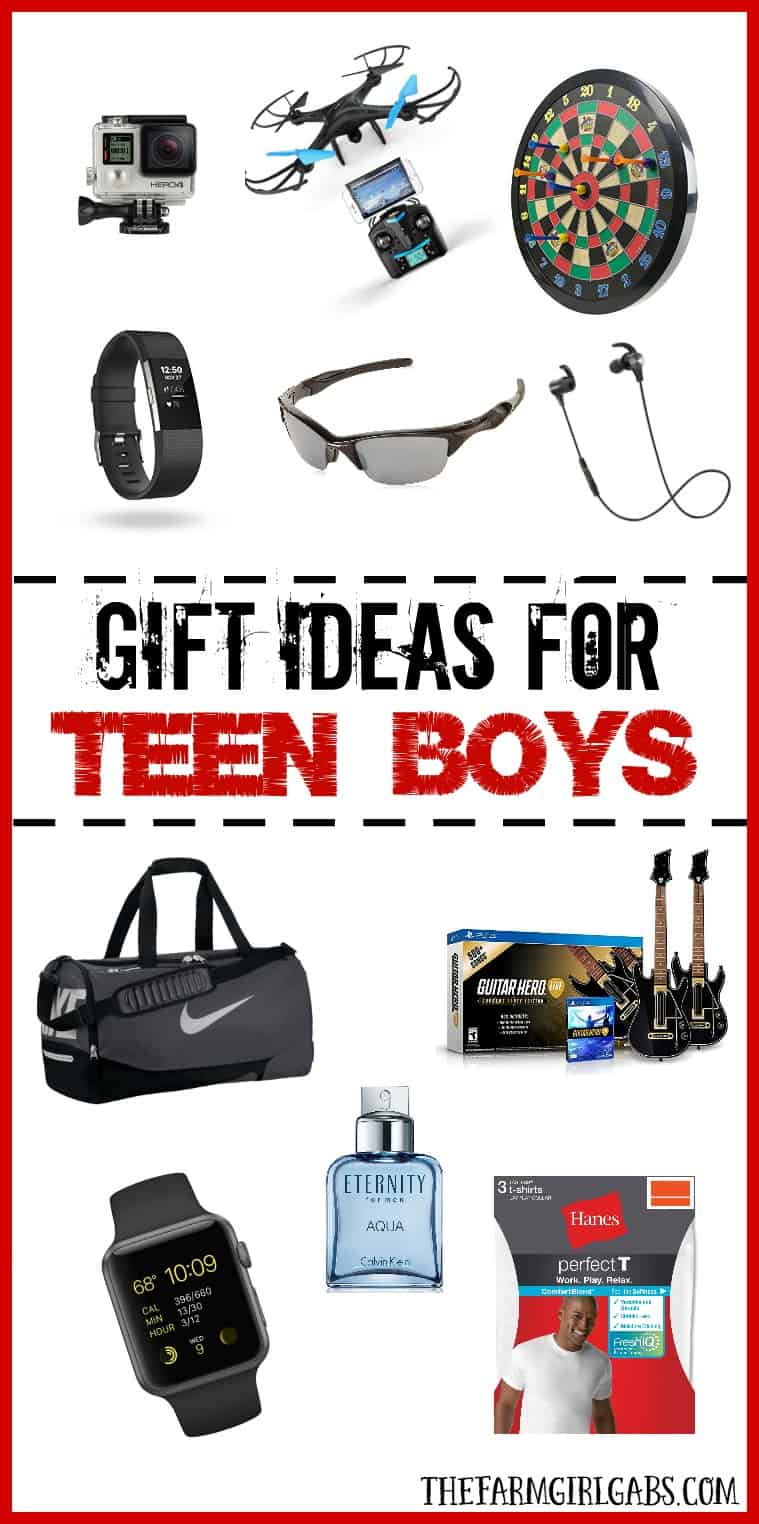 Holiday shopping should be fun, not stressful. So, if you have a teen boy that you are struggling to buy Christmas gifts for, check out these Gift Ideas For Teen Boys.