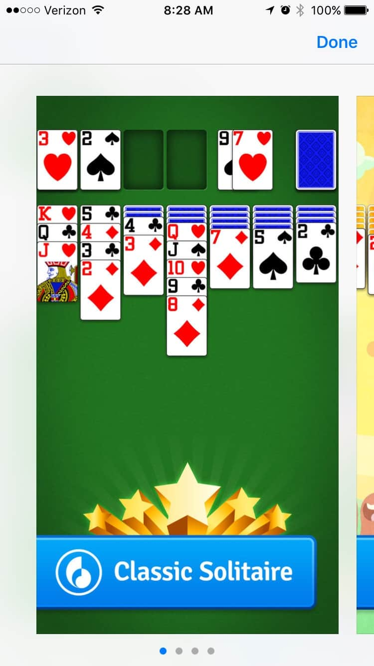 Keep Entertained This Holiday With Solitaire by MobilityWare.