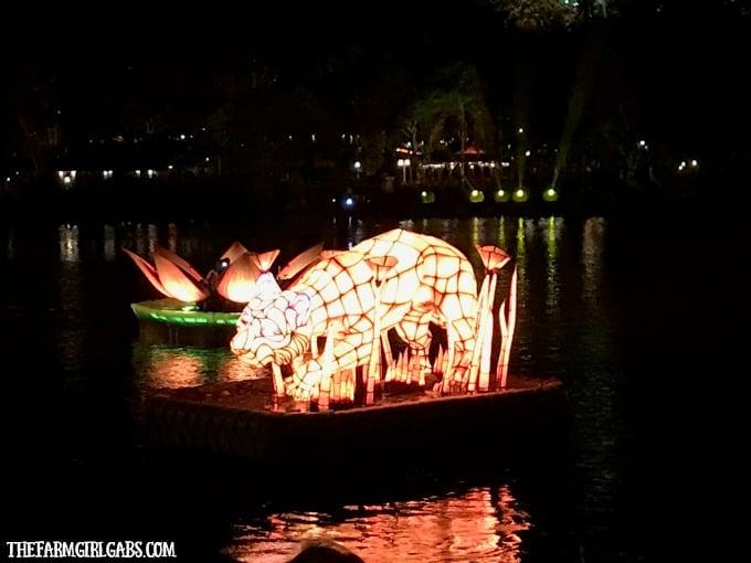 Rivers of Light at Walt Disney World's Animal Kingdom