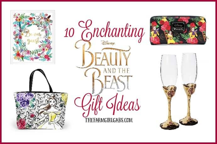 10 Enchanting Beauty And The Beast Gift Ideas The Farm